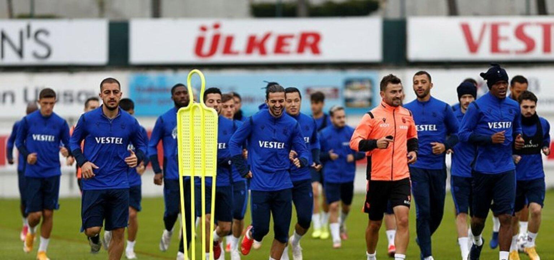 Trabzonspor antrenmanlara başlıyor!