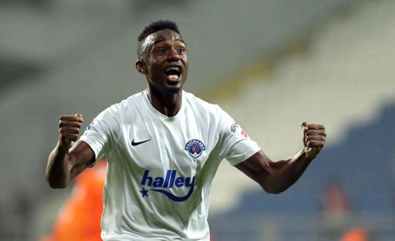 Trabzonspor'un yeni transferi Koita Türkiye'de