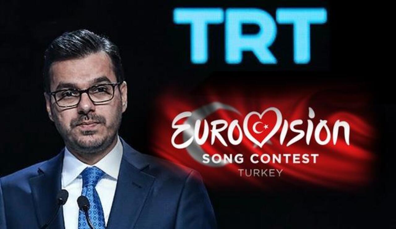 TRT Genel Müdürlü İbrahim Eren'den Eurovision ile ilgili açıklama