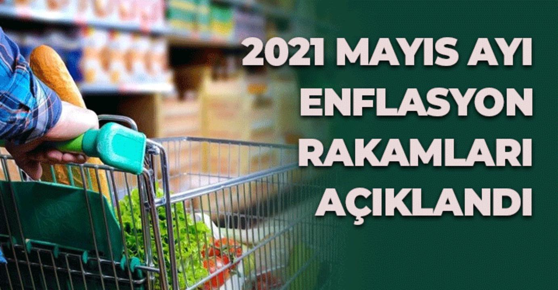 TÜİK, Mayıs ayına ait enflasyon oranlarını açıkladı!