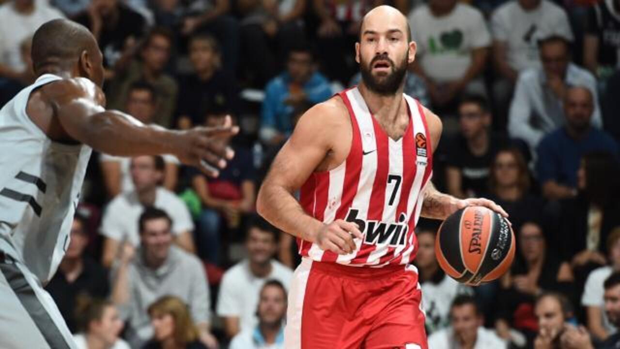 Vassilis Spanoulis kariyerine son verdi!