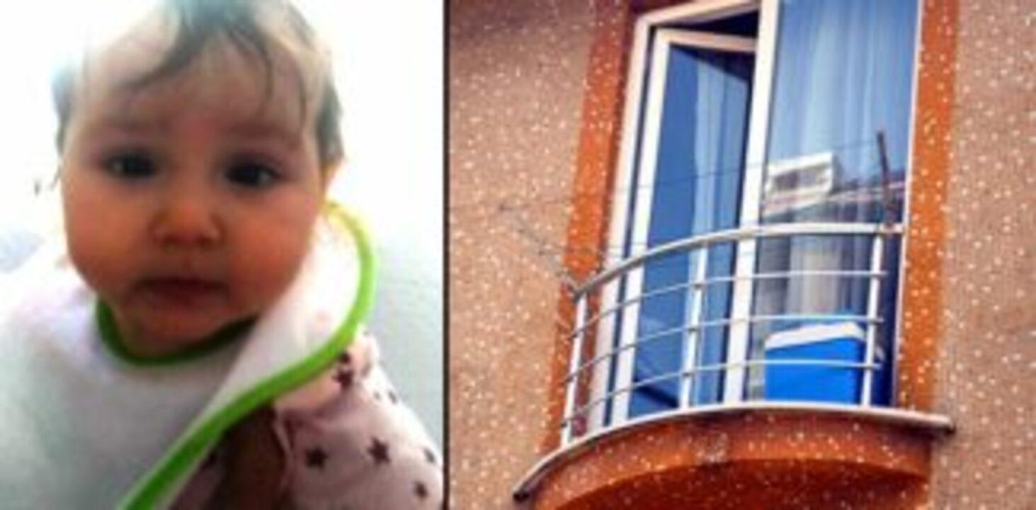 Yine Fransız balkon faciası! 1 yaşındaki Lina hayatını kaybetti