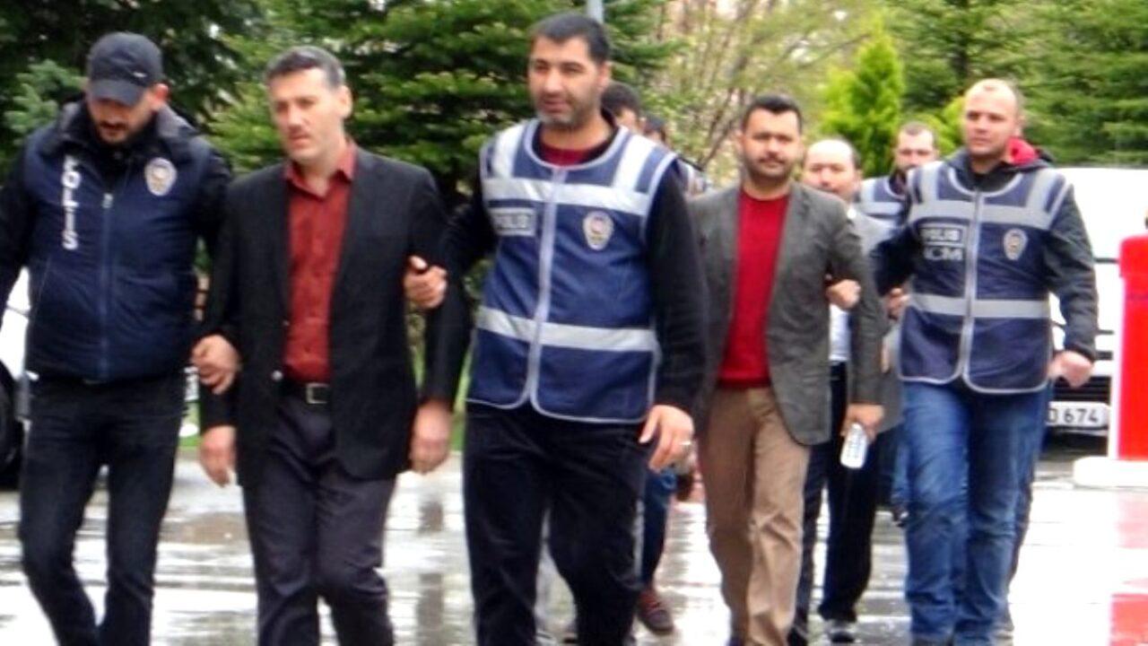 Yozgat merkezli FETÖ operasyonunda 4 kişi yakalandı