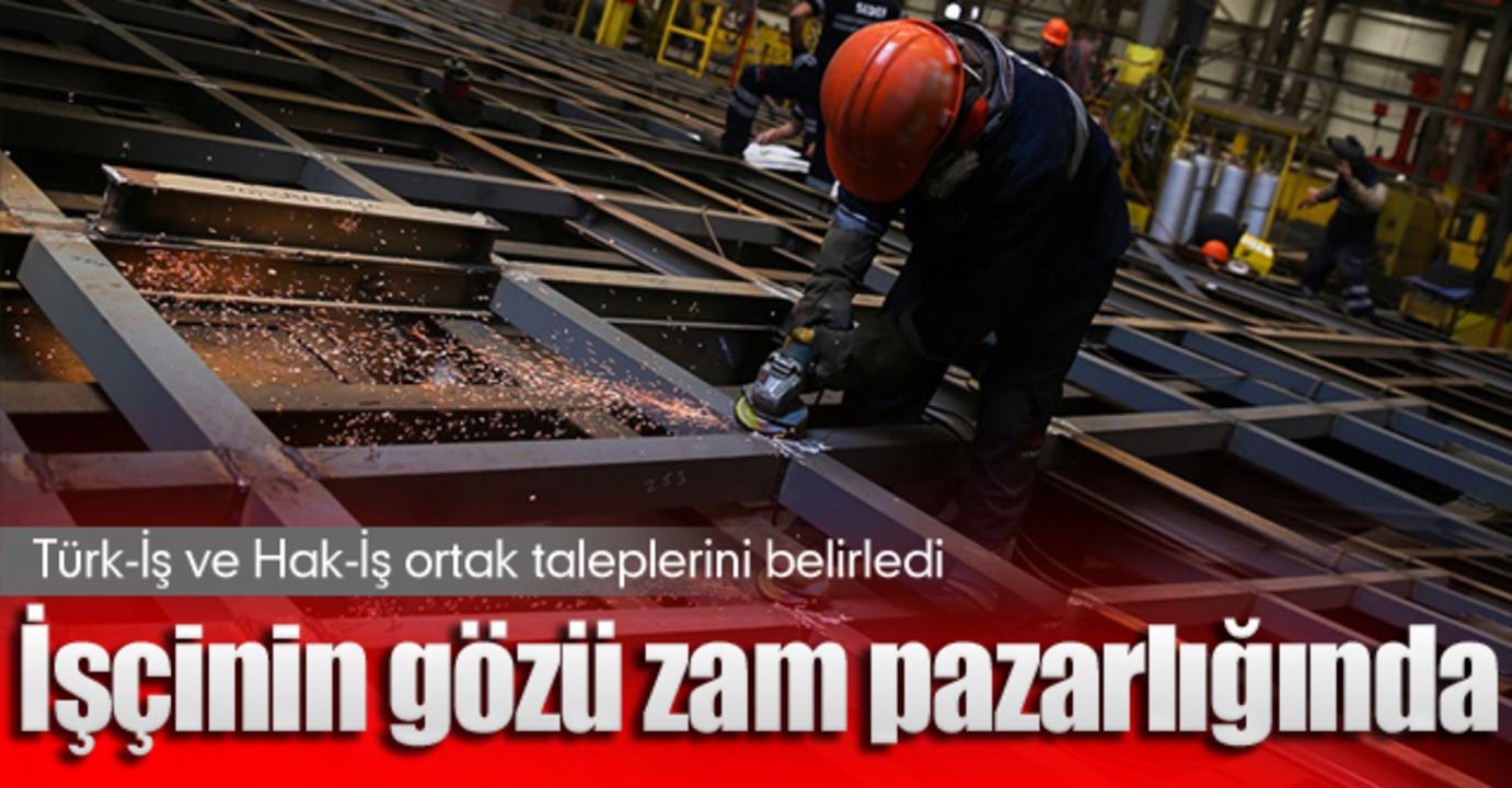 700 binden fazla kamu işçileri gözünü zam pazarlığına çevirdi!