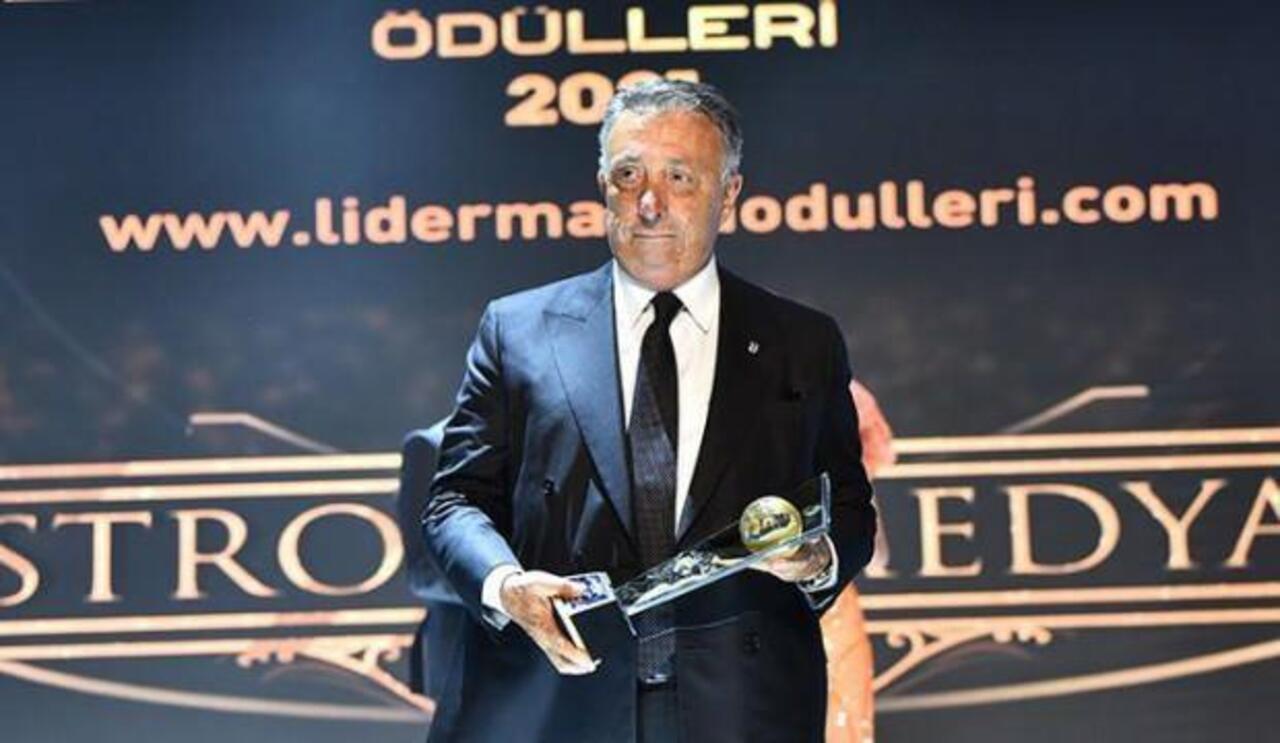 Ahmet Nur Çebi, Yılın Lider Spor Adamı seçildi