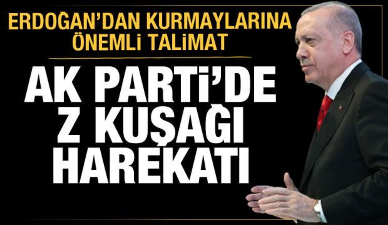 AK Parti kurmaylarına talimat verildi: Yeni hedef Z kuşağı!