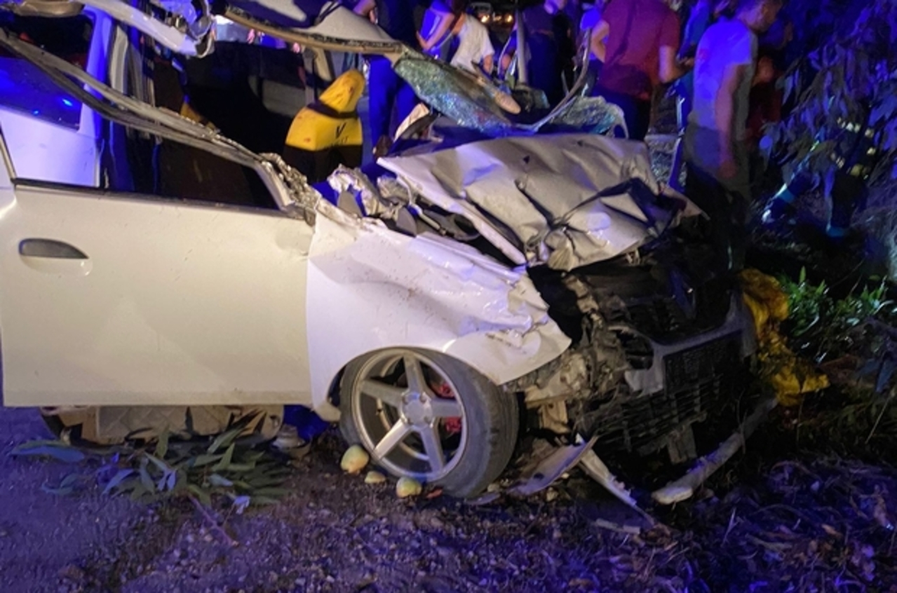 Antalya'da traktör zincirleme kazaya neden oldu