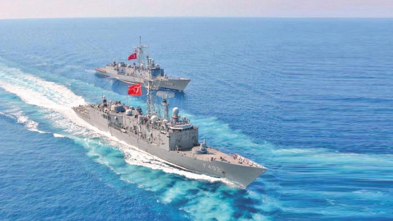 Deniz Kuvvetler Komutanlığı son 20 yılın rekorunu kırdı! Denizlerde 200 bin saat