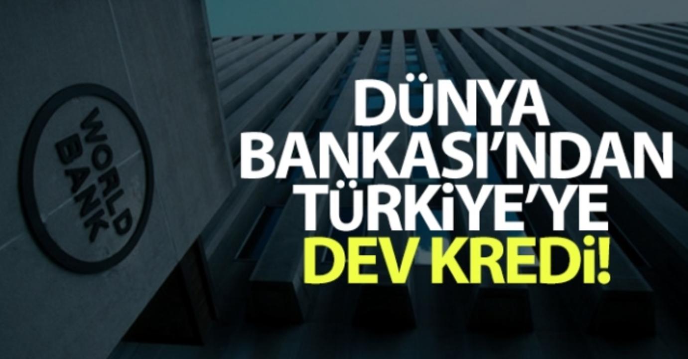 Dünya bankasıyla imzalar atıldı! 3.2 milyarlık kredi desteği geliyor..