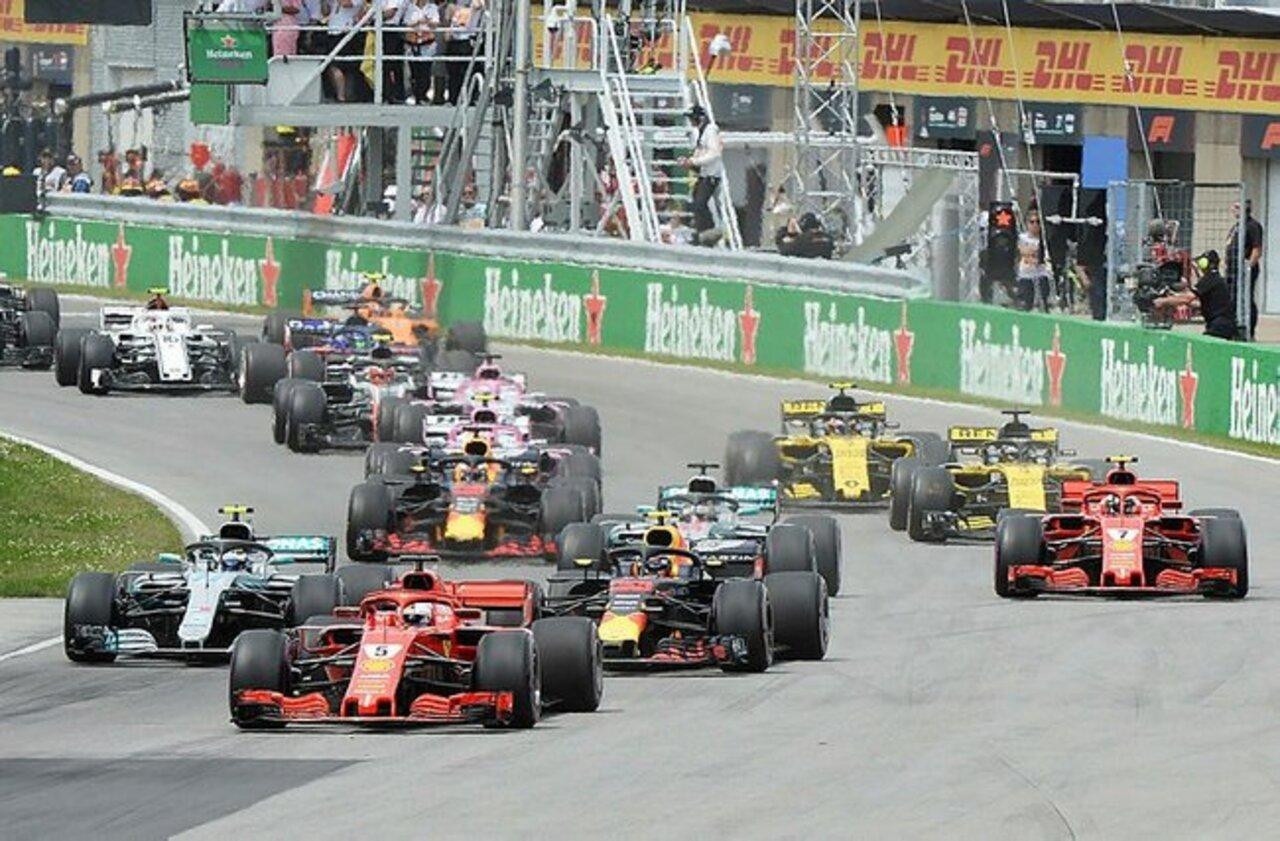 Formula 1 Avusturya Grand Prix 2021 S Sport 2 kanalından yayınlanıyor!