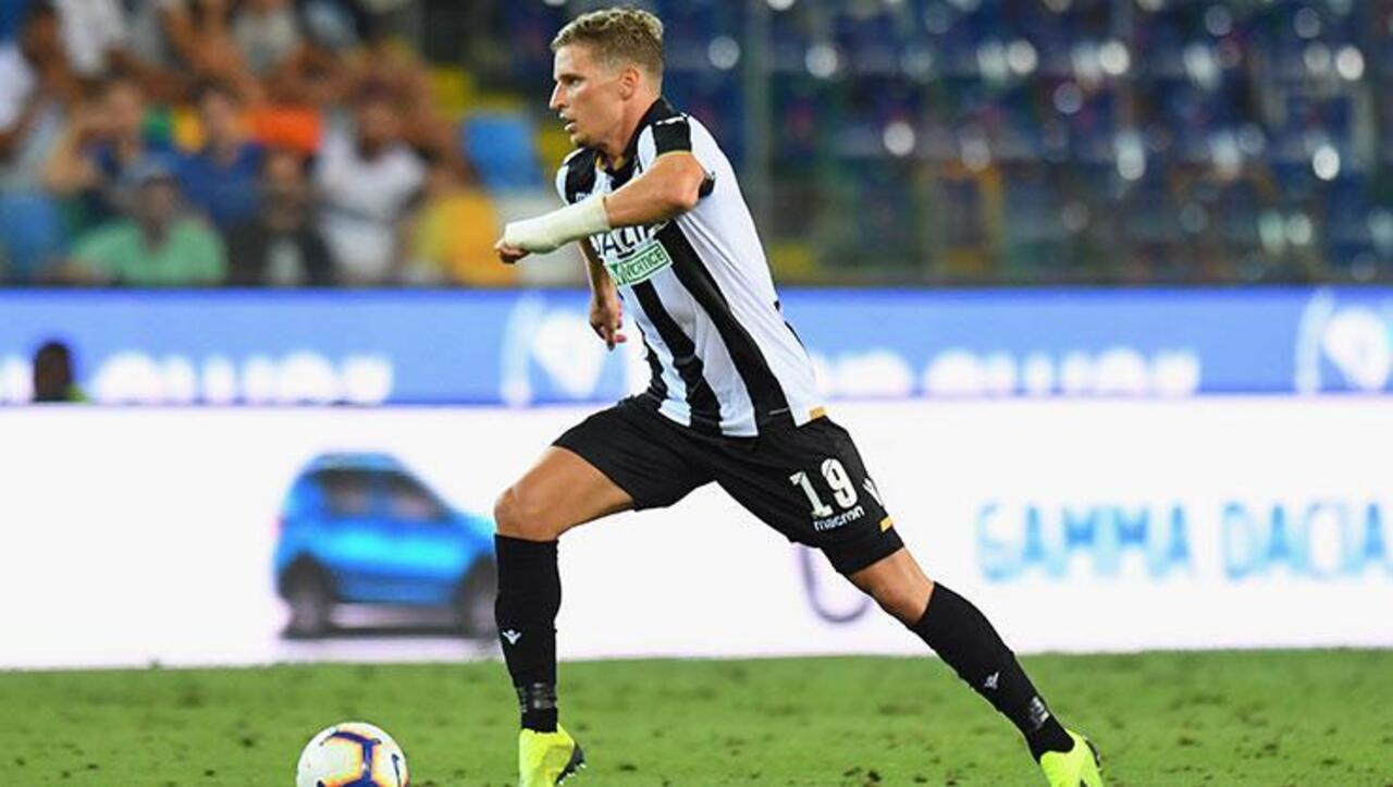 Galatasaray'da Jens Stryger Larsen transferi tamam