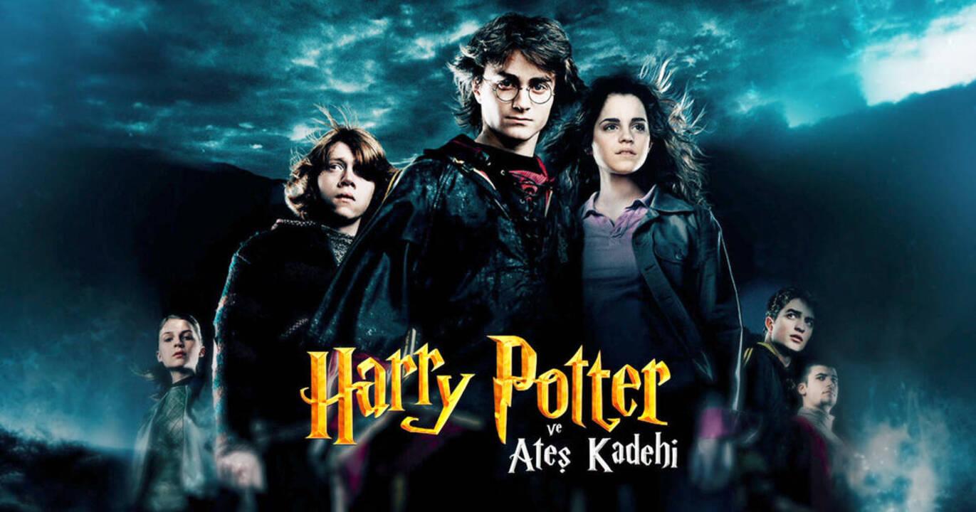 Harry Potter ve Ateş Kadehi bu akşam Kanal D'de