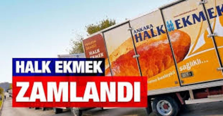 İstanbul'da halk ekmeğe yüzde 25 zam yapıldı!