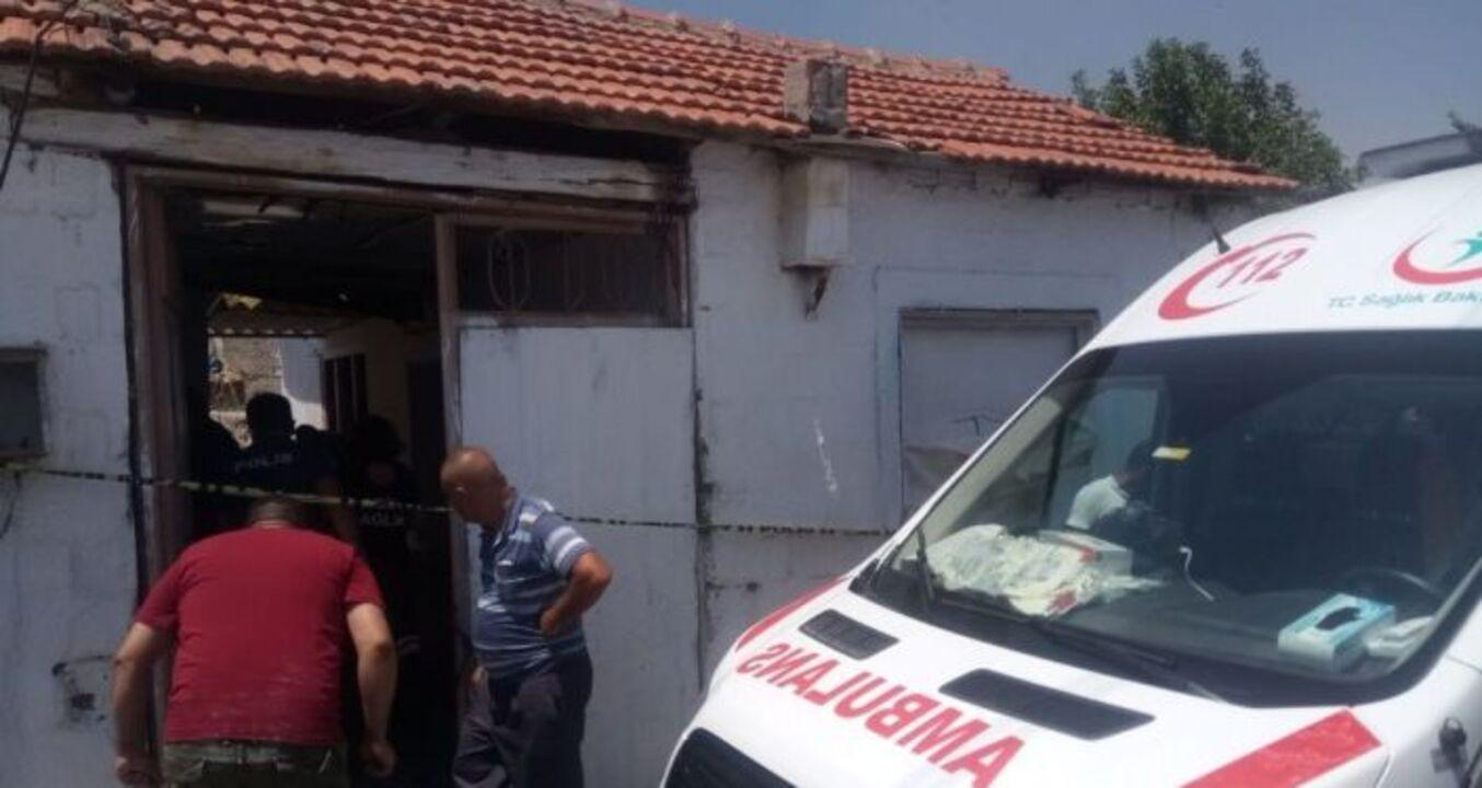 Manisa'da kayınpeder önce gelinini vurdu, ardından intihar etti