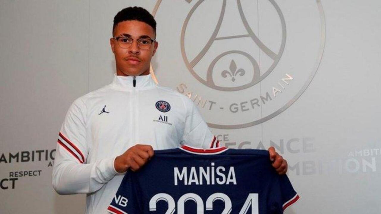 Paris Saint-Germain, 17 yaşındaki Lenny Manisa'yı kadrosuna kattı