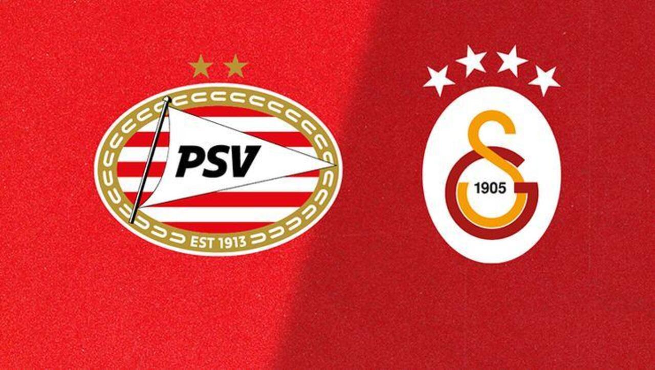 PSV Eindhoven Galatasaray maçı ne zaman, saat kaçta ve hangi kanalda
