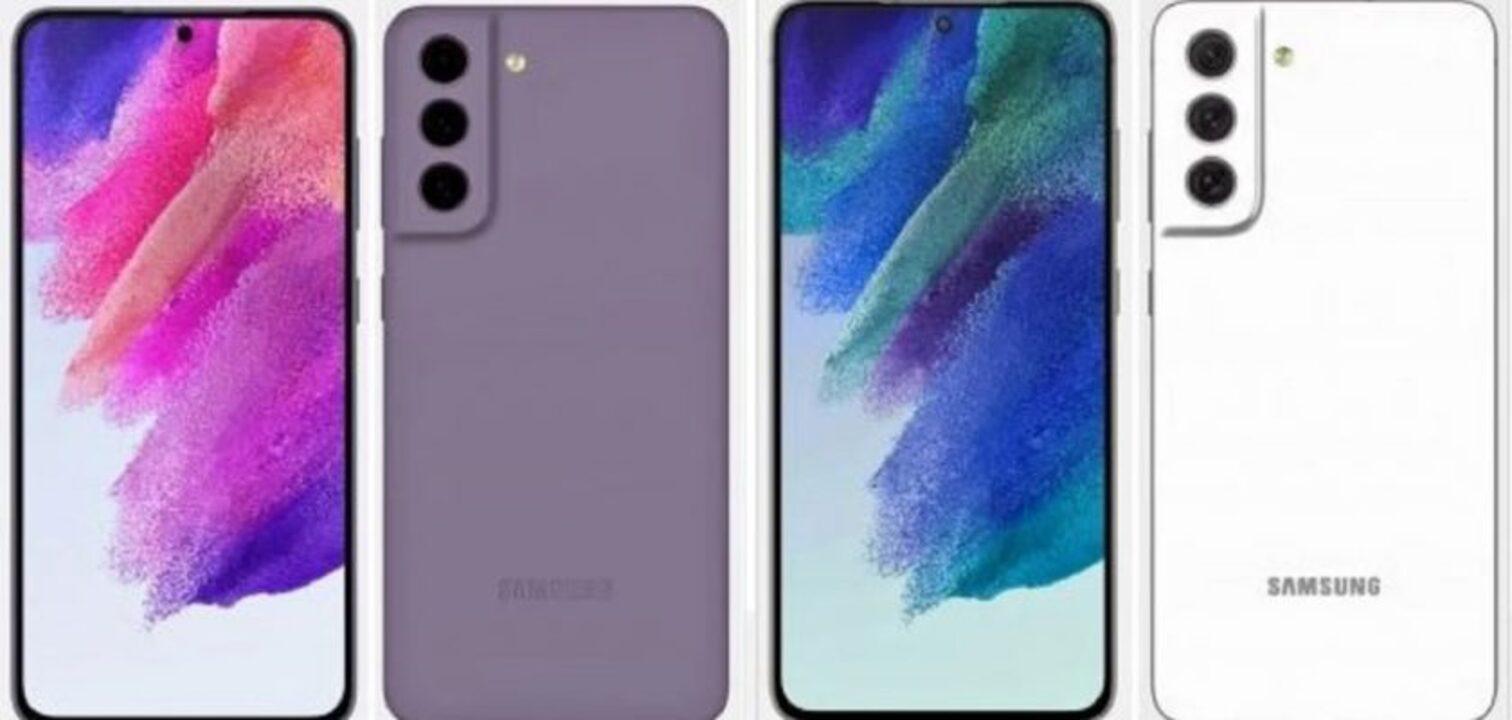Samsung Galaxy S21 FE 5G'nin renk seçenekleri sızdırıldı