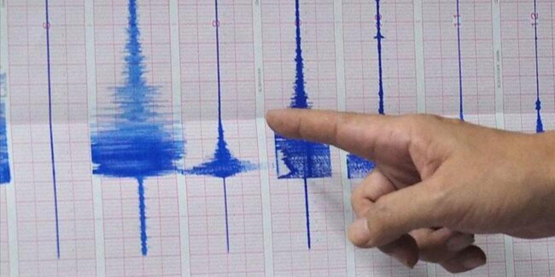 Son dakika Bingöl'de 4.3 şiddetinde deprem