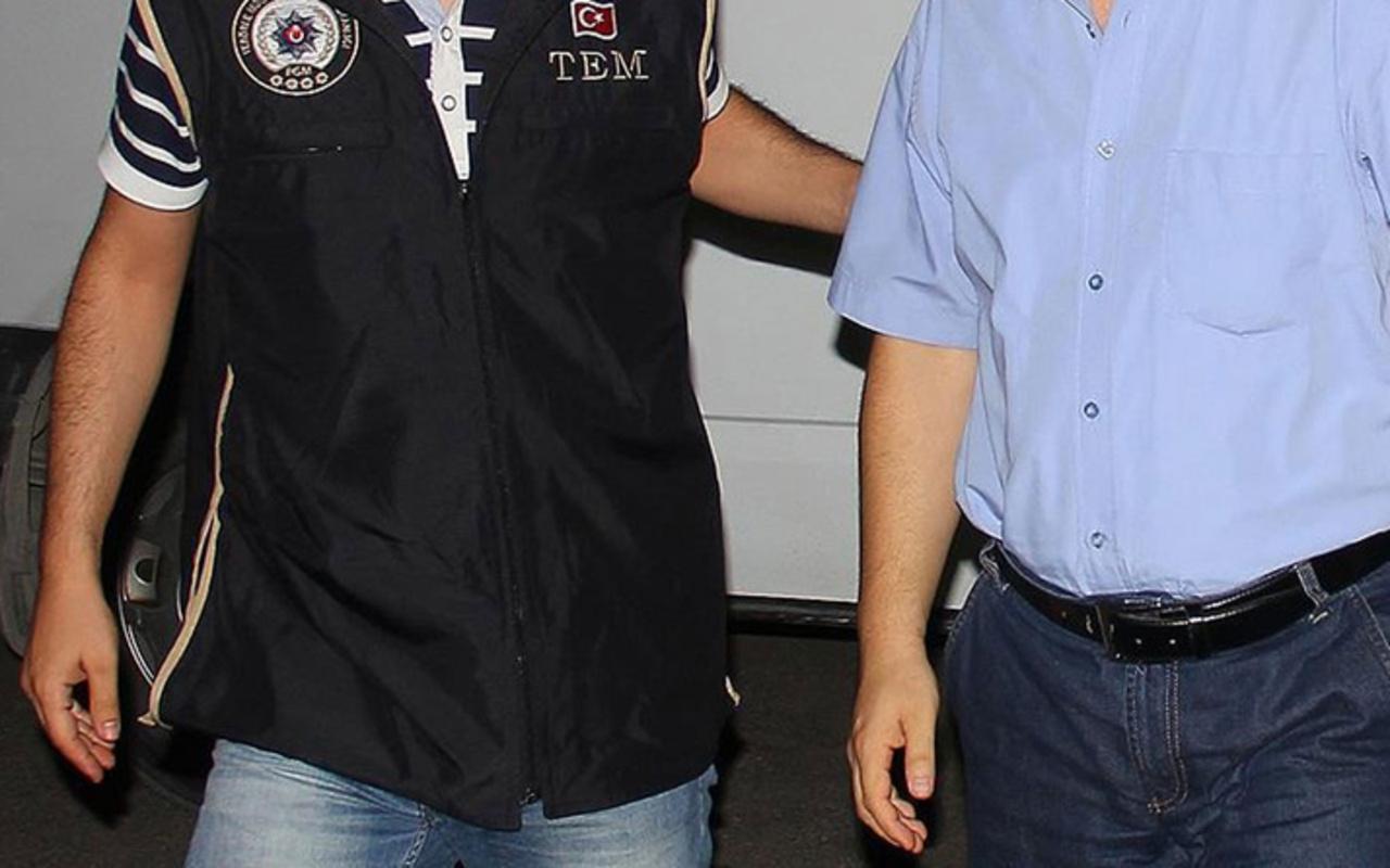 Trabzon'da hakkında kesinleşmiş hapis cezası FETÖ terör örgütü üyesi yakalandı