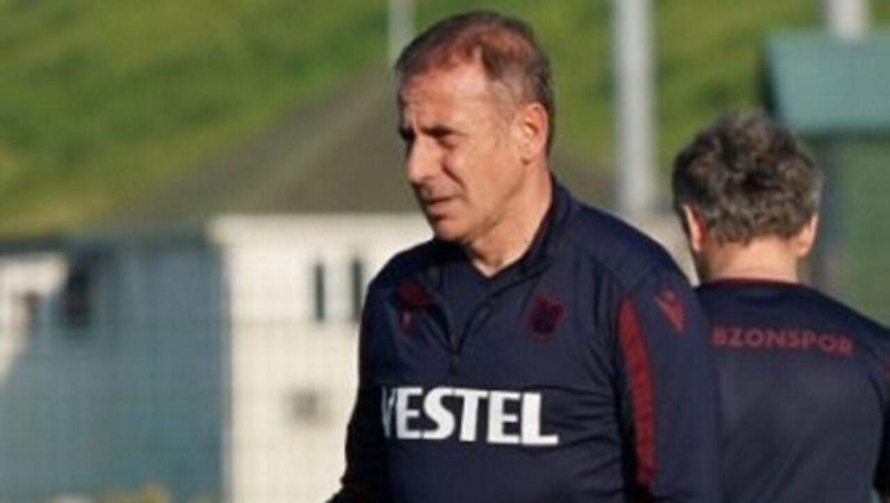 Trabzonspor'da çalışmalar devam ediyor