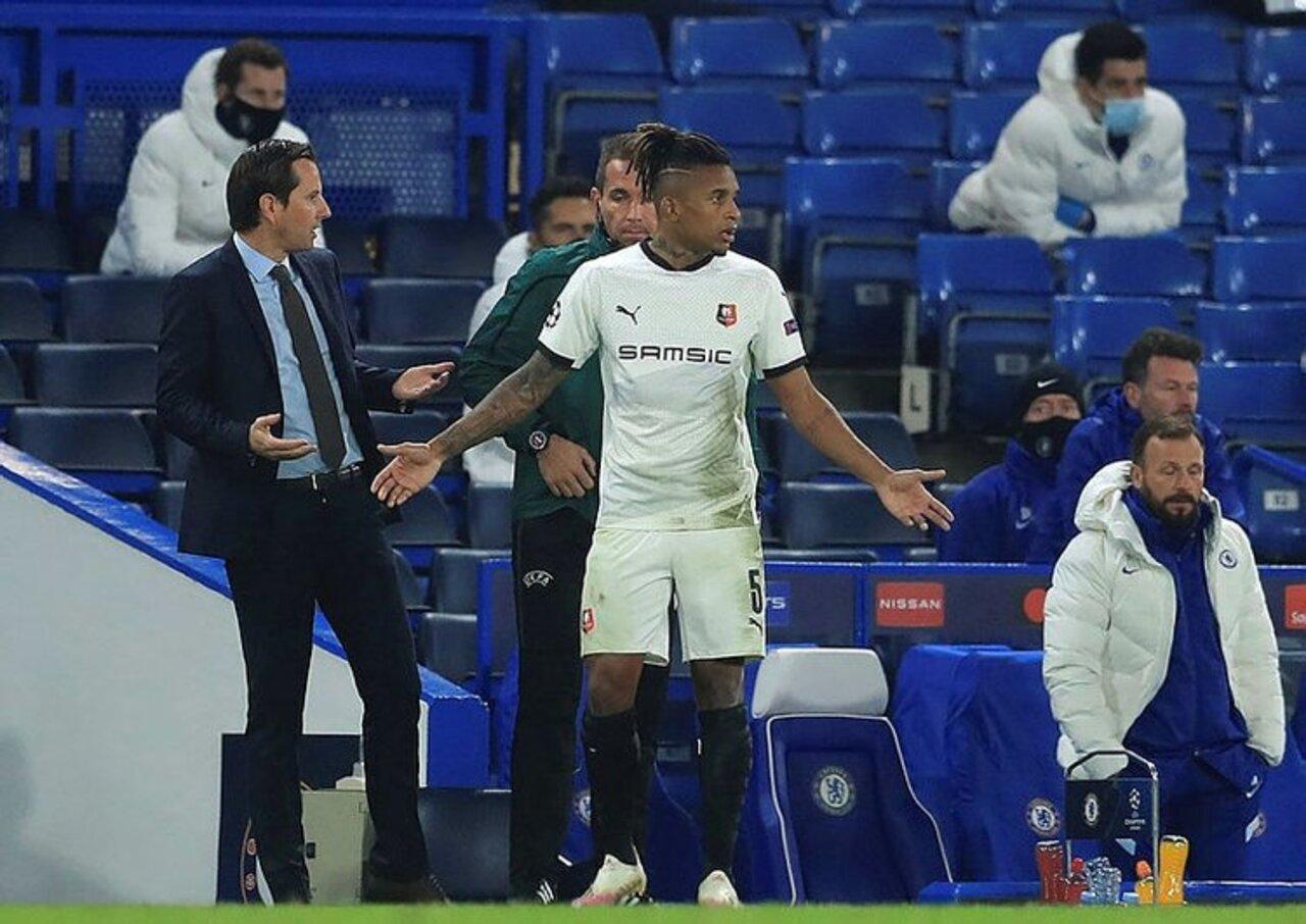 Trabzonspor'da sol beke yeni aday Dalbert