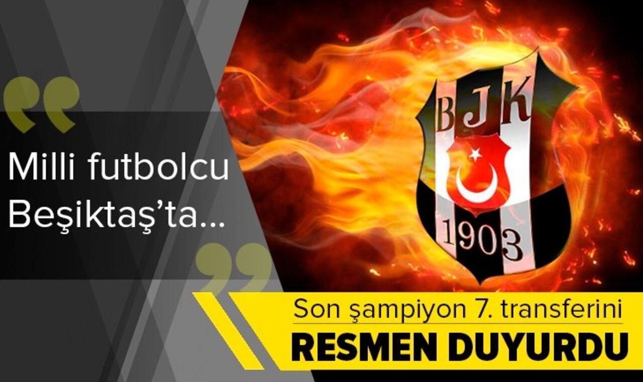 Beşiktaş, milli kaleci Mert Günok ile imzaları tamamladı!