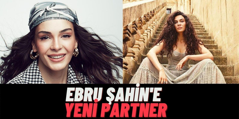 Ebru Şahin'in yeni dizisindeki partneri belli oldu! Batuga Bakın kimdir?