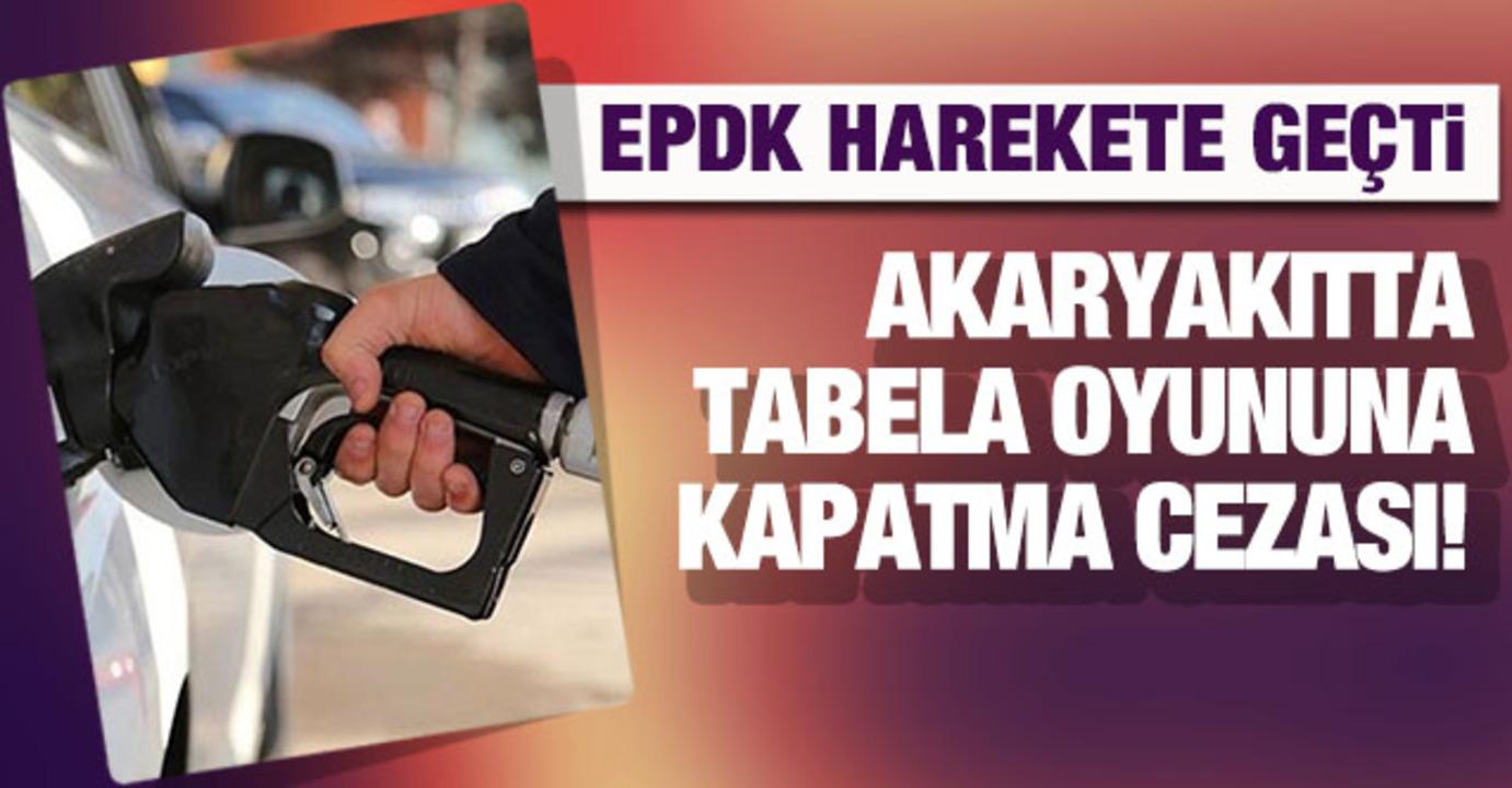 EPDK, akaryakıtta uyumsuz fiyatlar hakkında inceleme başlattı!