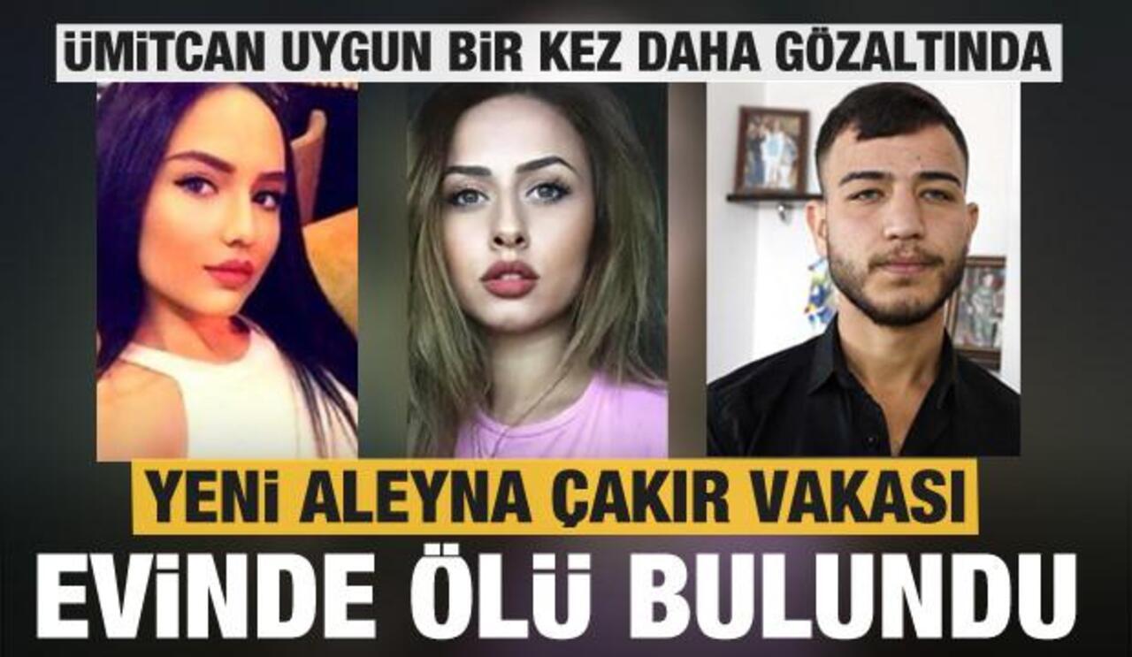 Esra Hankulu, Aleyna Çakır ölümünün şüphelisi Ümitcan Uygun'un evinde ölü bulundu!