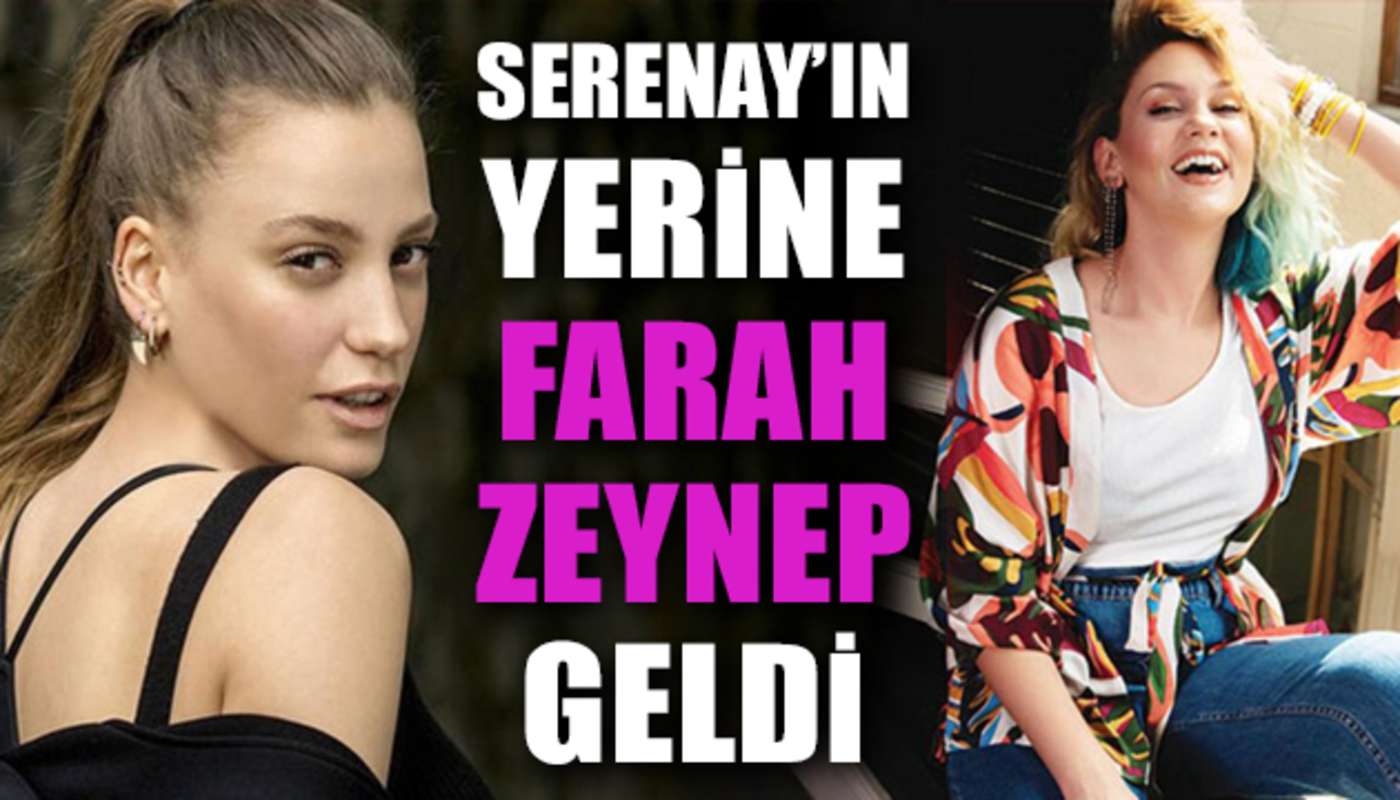 Farah Zeynep Abdullah, Bergen rolü için kolları sıvadı!
