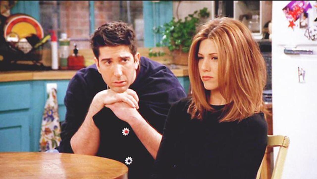 Friends'in yıldızları Jennifer Aniston ve David Schwimmer aşk mı yaşıyor