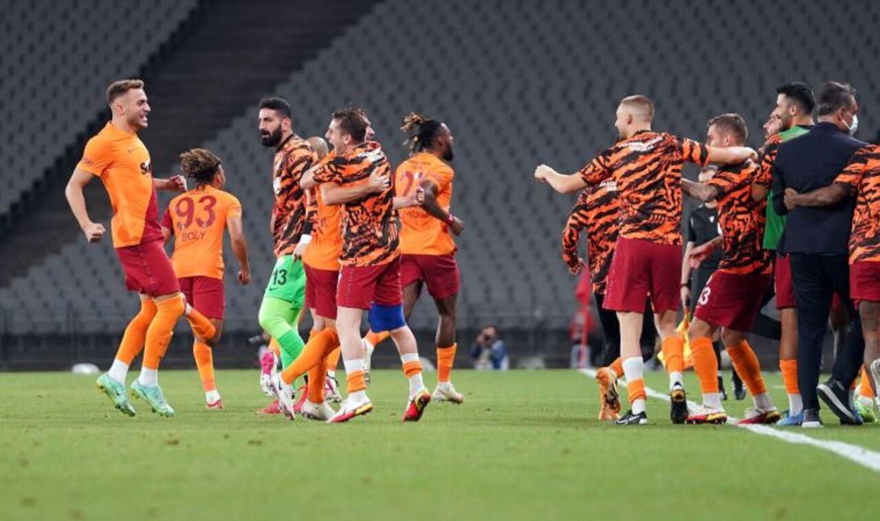 Galatasaray lige 2'de 2 ile başladı
