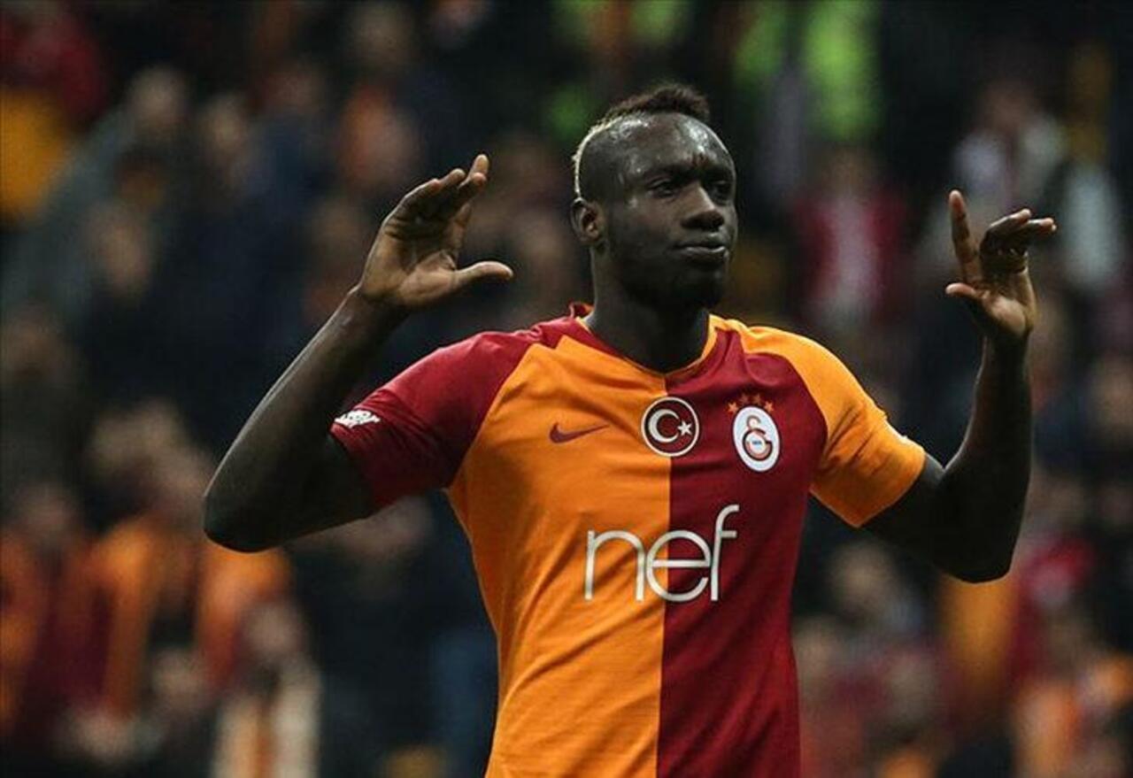 Galatasaray'da ayrılması beklenen Mbaye Diagne'nin yeni takımı belli oldu
