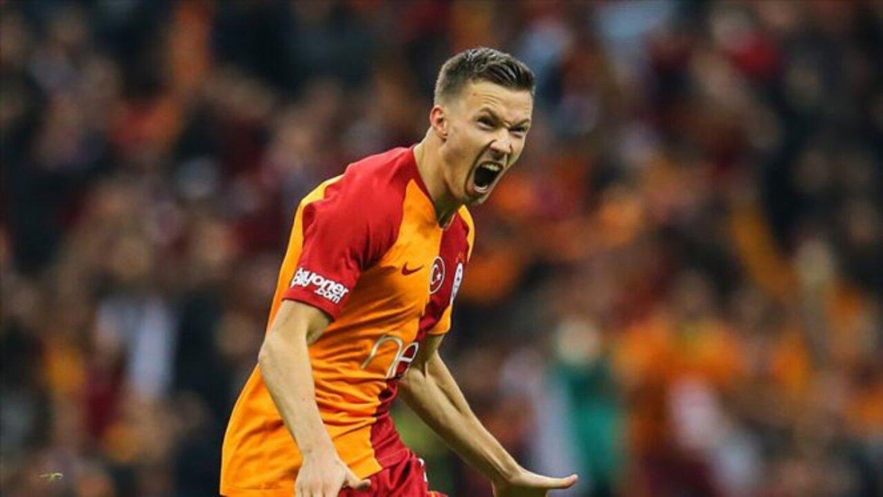 Galatasaray'dan ayrılan Martin Linnes, Molde ile anlaştı
