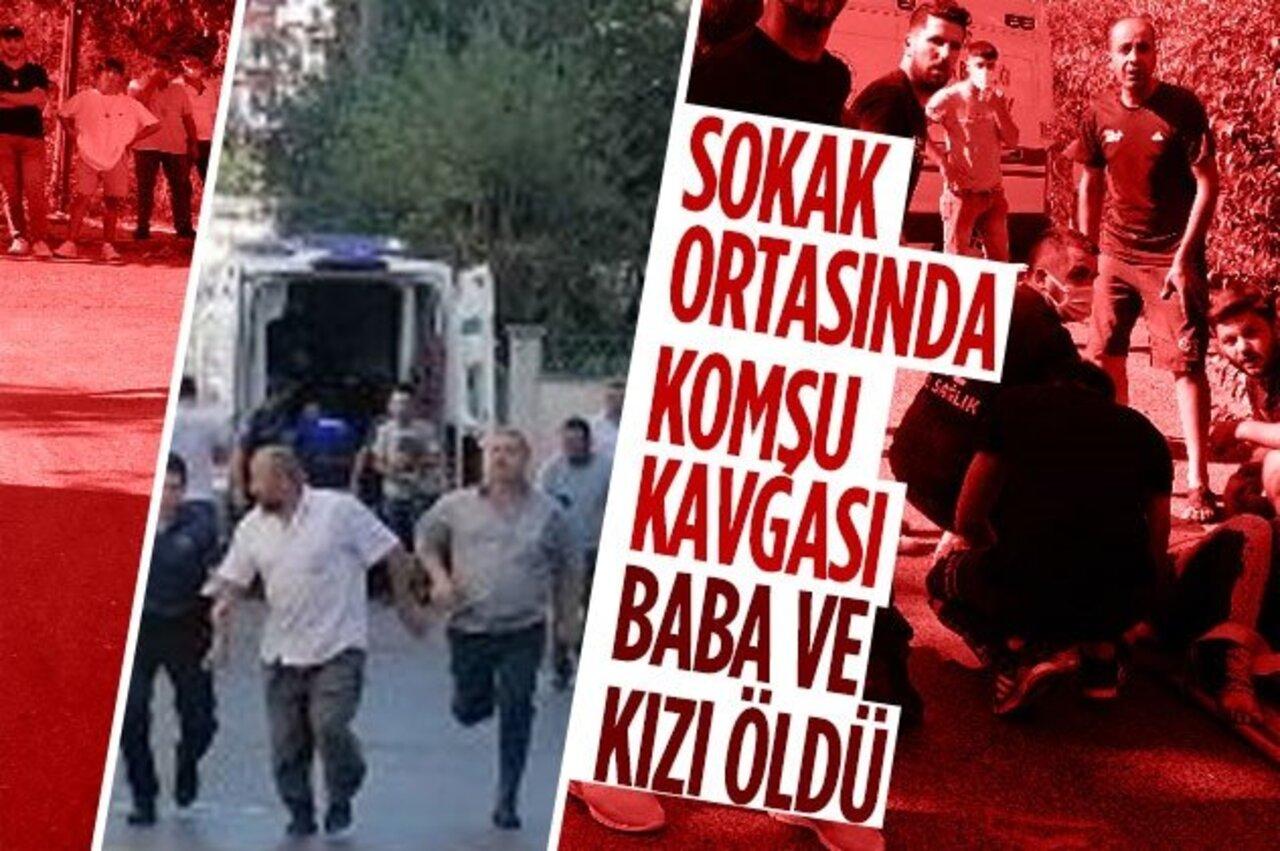 Kocaeli'de iki husumetli ailenin sokak kavgasında kan aktı!
