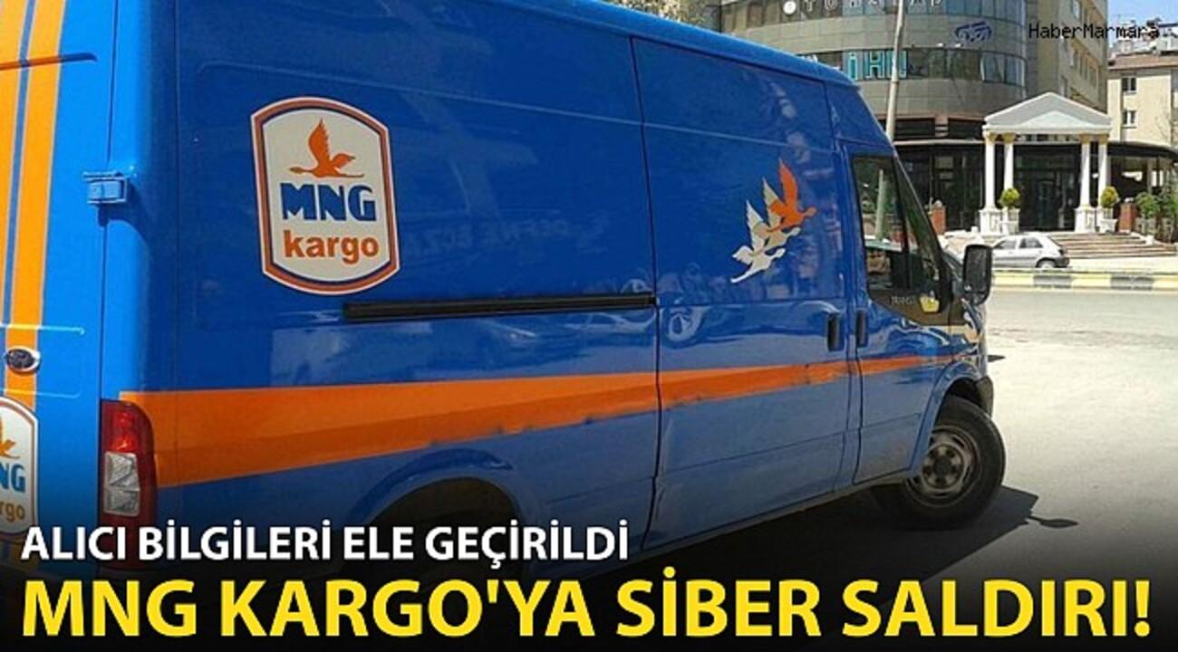 MNG Kargo'ya siber saldırı! Müşterilerin tüm verilerinin çalındı..