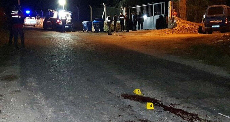 Nazilli'de pompalı tüfekle vurulan kişi ağır yaralandı
