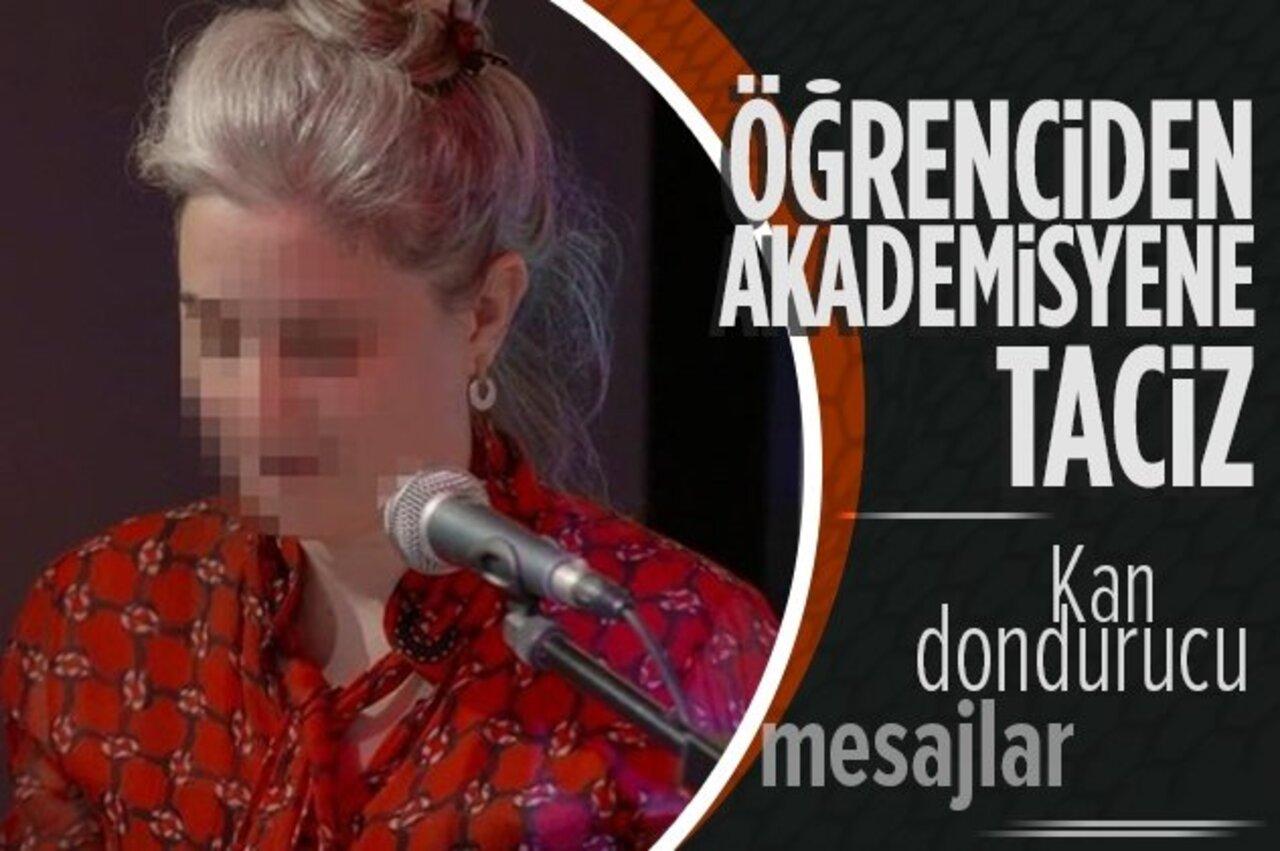 Öğretmenine taciz mesajları gönderen öğrencinin 5 yıl hapsi isteniyor!