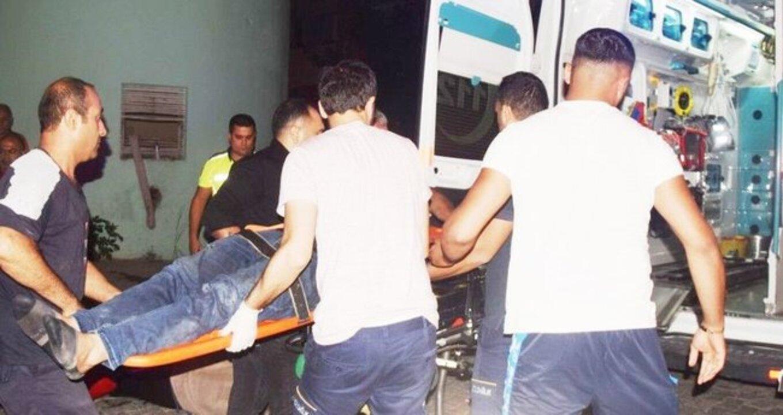 Şanlıurfa'da otomobil motosikletle çarpıştı: 3 yaralı