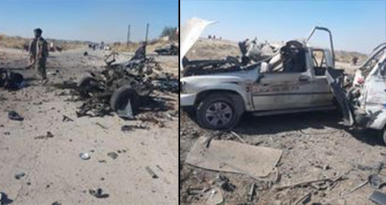 Suriye'de bomba yüklü araç patladı: 7 yaralı