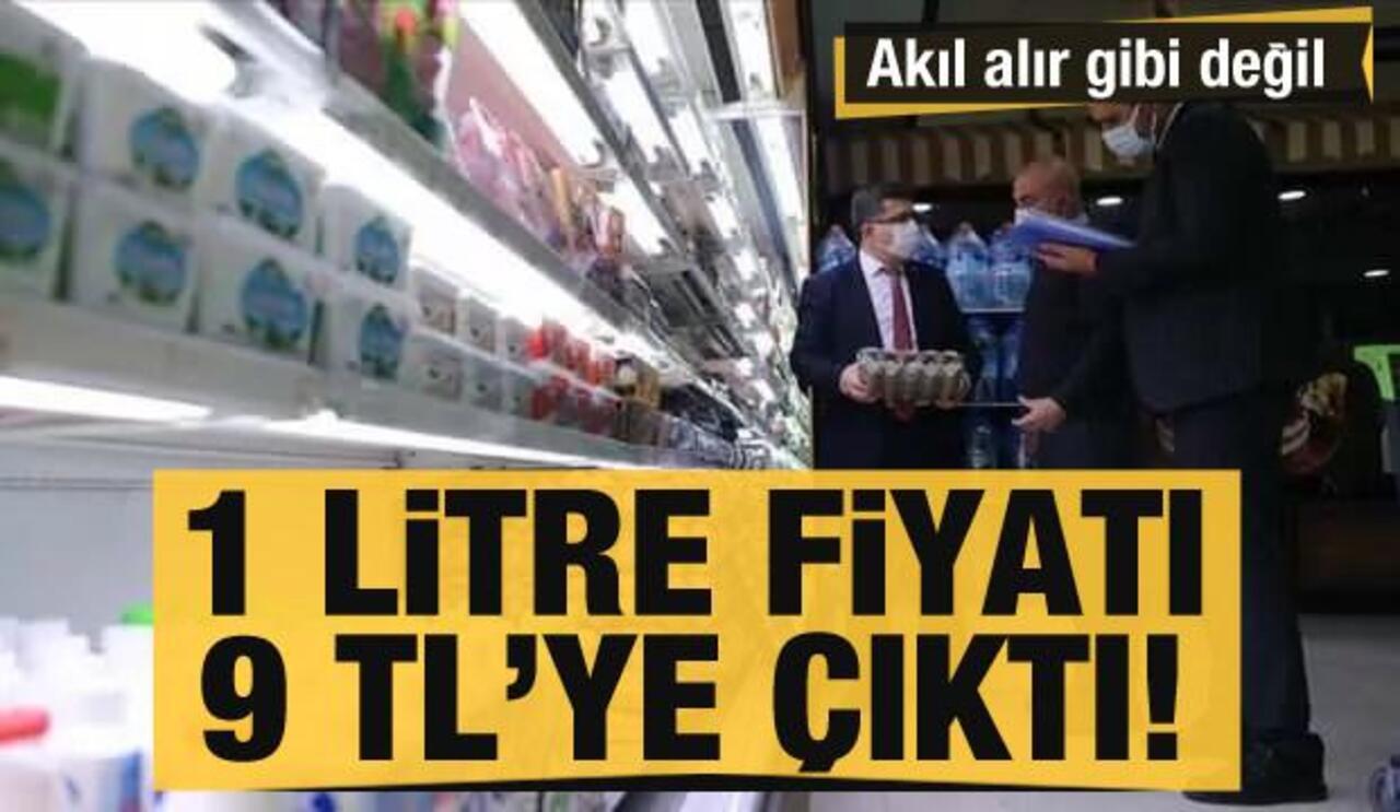 Sütün market fiyatı dudak uçuklatıyor!