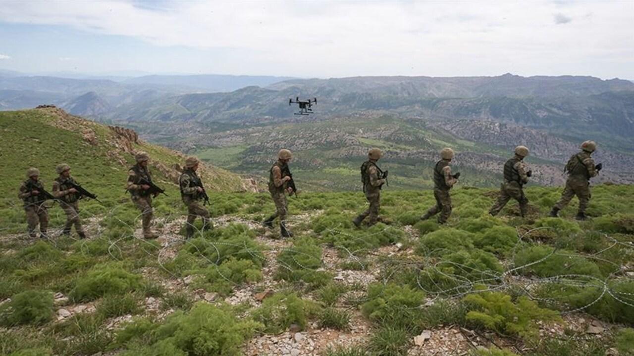 TSK ve MİT'in ortak operasyonunda PKK'nın sözde üst düzey yöneticisi Said Hasan öldürüldü
