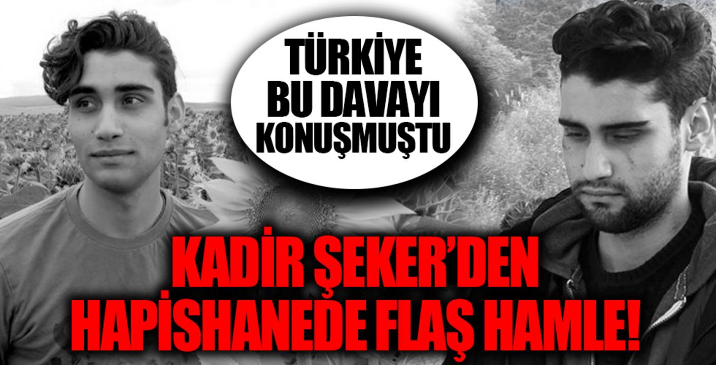 Tutuklu yargılanan Kadir Şeker'den Özgür Duran'ın ailesine 'itibar' davası!