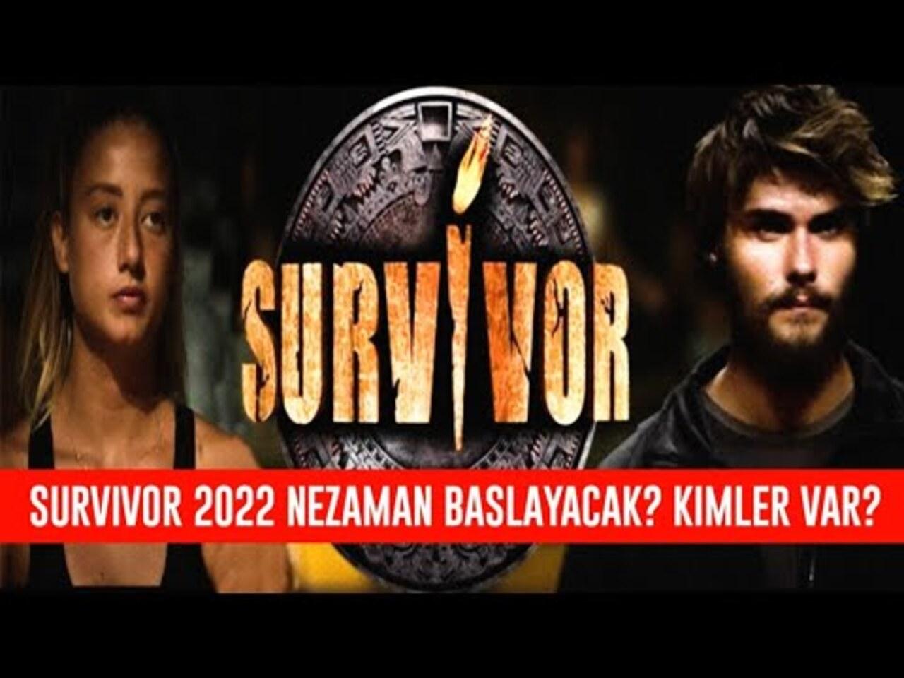 2022 Survivor All Star ne zaman başlayacak? 2022 Survivor All Star yarışmacıları belli oluyor