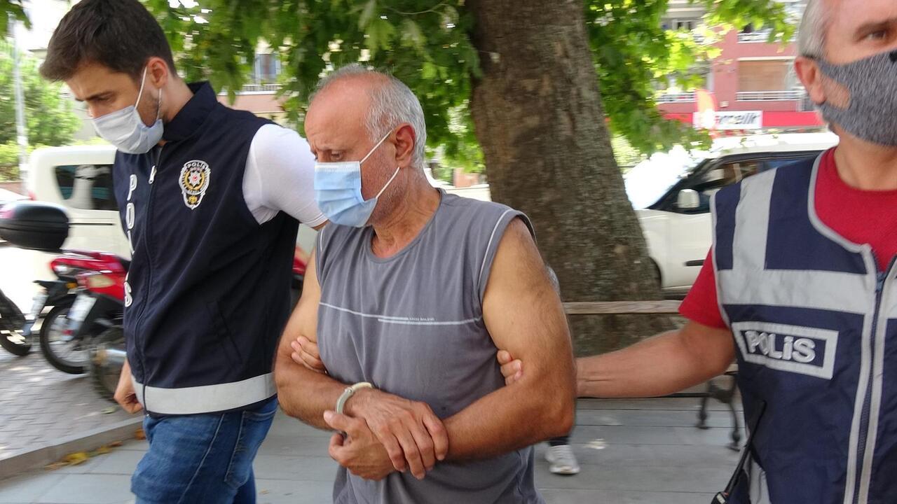 Bursa'da site görevlisi çocuklara tacizden tutuklandı