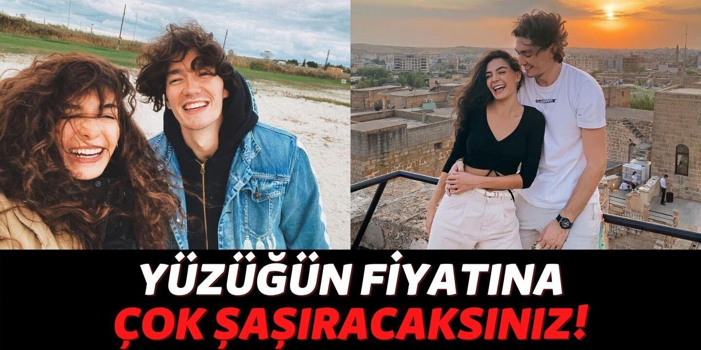 Ebru Şahin, Cedi Osman'dan evlilik teklifi aldı: Yüzüğün fiyatı belli oldu!