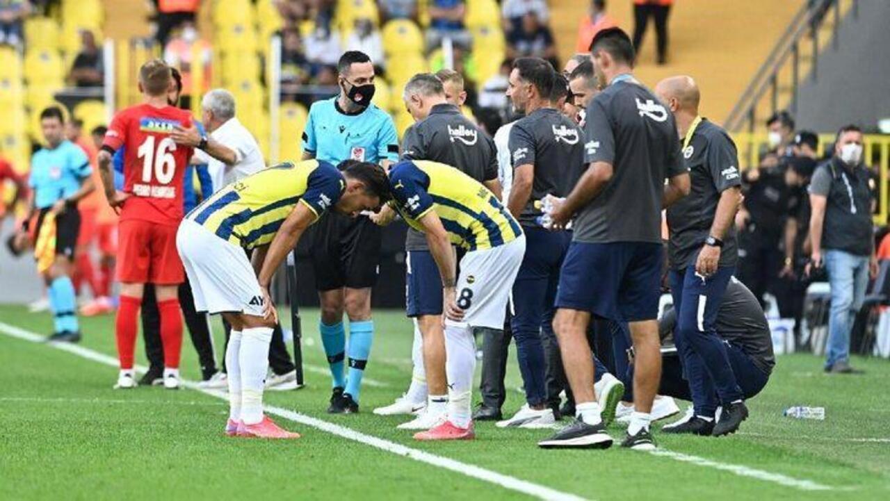 Fenerbahçe'de 10 oyuncu sakatlandı