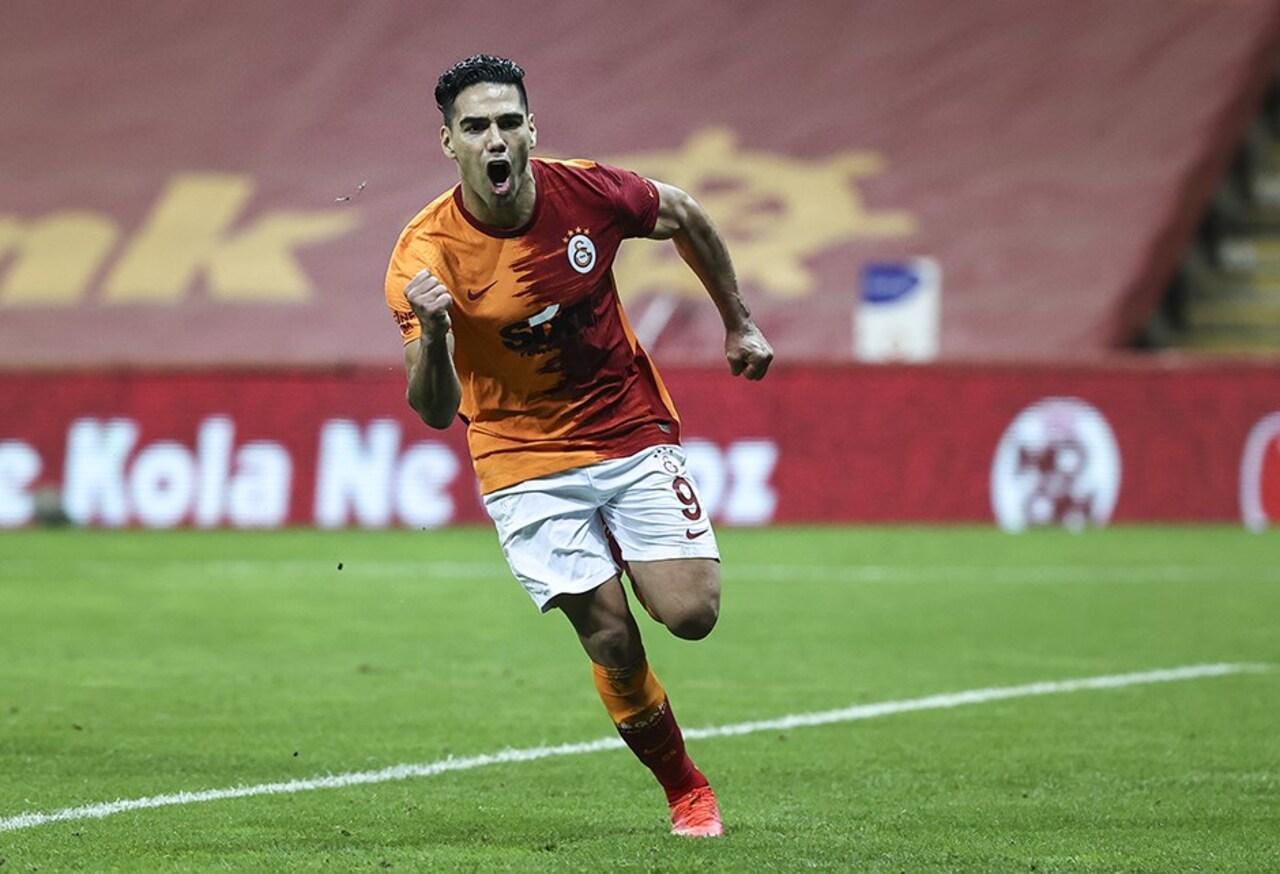 Galatasaray'da sözleşmesi feshedilen Radamel Falcao'nun ayrılık maliyeti belli oldu