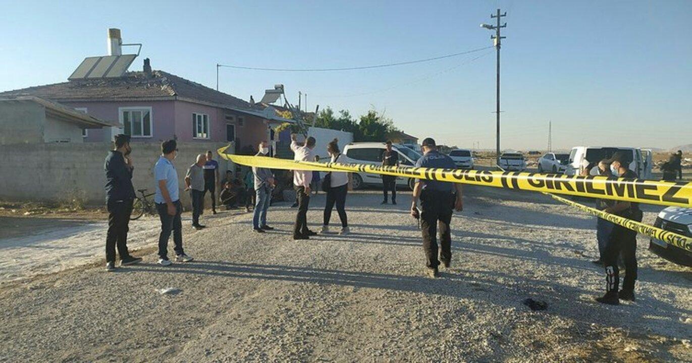 Husumetli aileler birbirine girdi! 1 ölü 5 yaralı