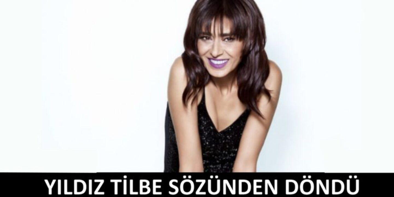 Ünlü sanatçı Yıldız Tilbe aşı oldu!